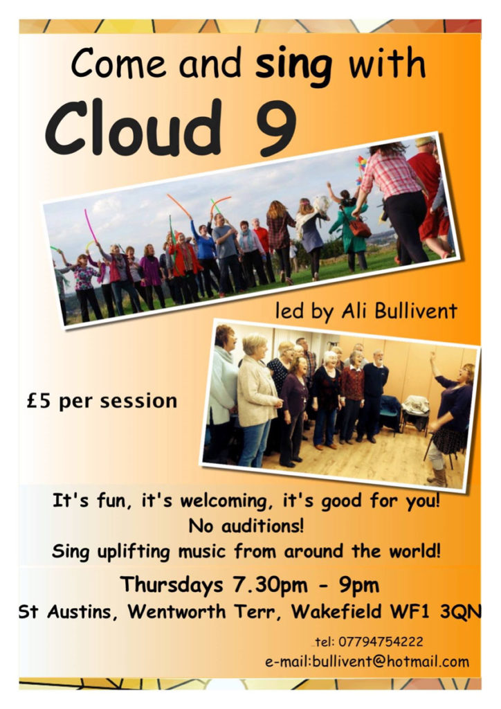 Cloud 9 - alibullivent.co.uk