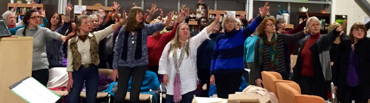Hull Freedom Chorus - alisonbullivent.co.uk