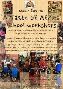 Taste of Africa - alibullivent.co.uk