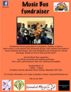 Music Bus Fundraiser