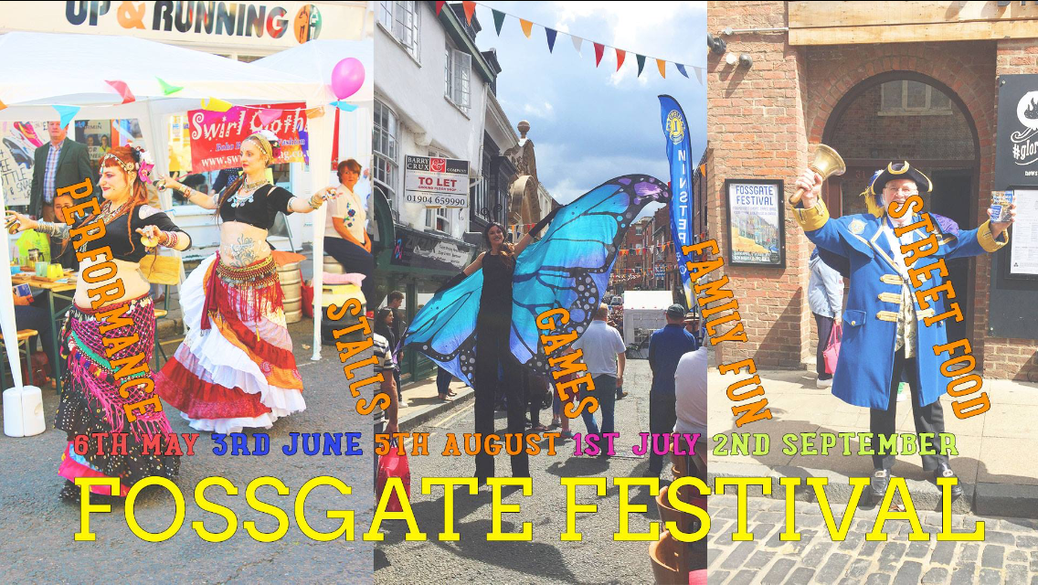 Fossgate Festival York - alibullivent.co.uk
