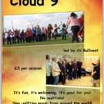 Cloud 9 Poster - alibullivent.co.uk