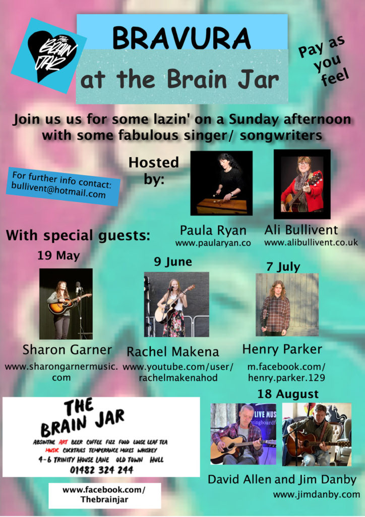 Brain Jar Summer - alibullivent.co.uk