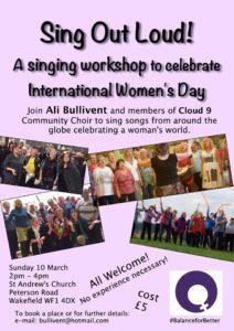 International Womens Day - alibullivent.co.uk