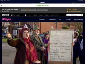 Saturday Sing - alibullivent.co.uk