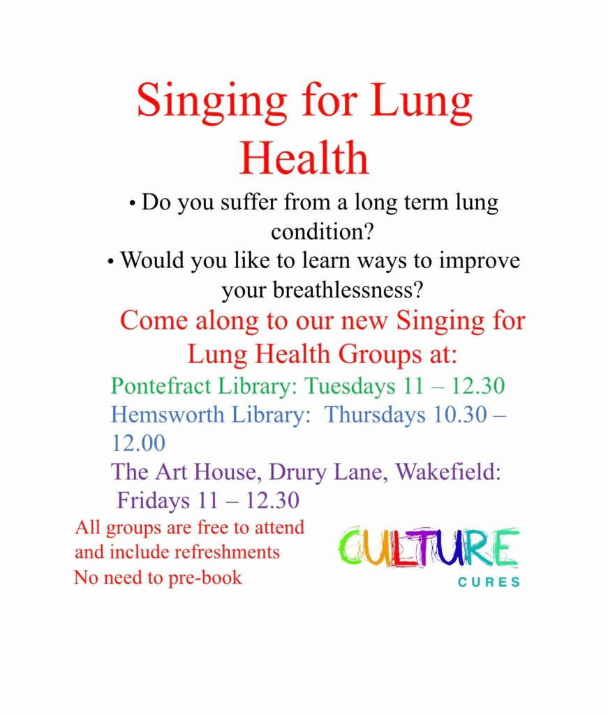 Singing for Lung Cancer - alibullivent.co.uk