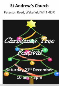 Christmas Tree Festival - alibullivent.co.uk