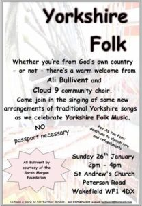 Yorkshire Folk - alibullivent.co.uk