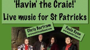 'Havin' the Craic!' - alibullivent.co.uk