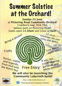 Pickering Road Orchard - alibullivent.co.uk
