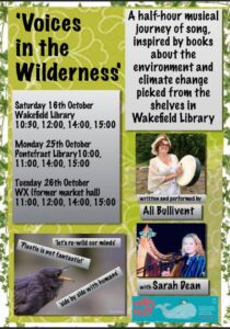 Voices in the Wilderness - alibullivent.co.uk